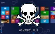 Nguy hiểm khi Google công bố lỗi bảo mật Windows 8.1