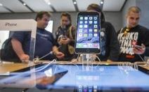 Apple bị kiện vì dung lượng lưu trữ ít hơn quảng cáo