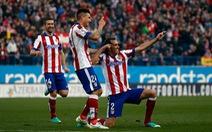 Griezmann đem về 3 điểm cho Atletico Madrid
