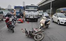 Tai nạn 4 ngày nghỉ lễ: 104 người chết, 135 bị thương