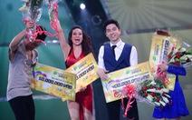 Sơn Lâm đăng quang Thử thách cùng bước nhảy 2014