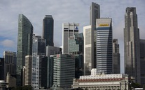 Giá thuê văn phòng ở Singapore tăng kỷ lục