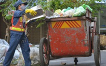Ra quân 130 điểm gởi rác thải nhận quà tặng