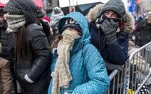 Mỹ trải qua đợt lạnh kỷ lục, có nơi -45 độ C