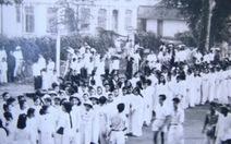 Kéo lên Sài Gòn, dự đám tang trò Ơn