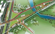 Ngày 10-1 thông xe 4 km cao tốc TP.HCM - Long Thành - Dầu Giây