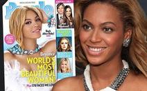 Beyonce lọt vào danh sách những phụ nữ đẹp nhất mọi thời đại