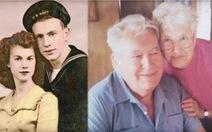 Cưới nhau 69 năm, qua đời cách nhau 8 tiếng