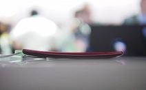 [CES 2015] smartphone G Flex 2: cong hơn, nhanh hơn