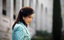 Cựu thủ tướng Yingluck đối mặt phiên luận tội