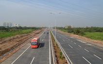 Thông xe thêm 4km cao tốc TP.HCM - Long Thành - Dầu Giây