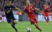 Bóng đá Anh vắng mặt trong đội hình tiêu biểu UEFA