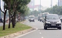 """""""Điểm đen"""" giao thông trên đường Võ Văn Kiệt"""