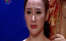AngelaPhương Trinh được chia sẻ trong Bước nhảy hoàn vũ