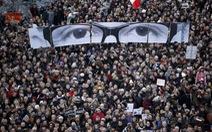 Hàng triệu người xuống đường tưởng niệm các nạn nhân khủng bố
