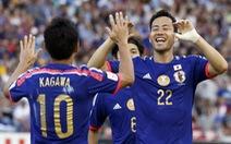 Nhật Bản đại thắng trận ra quân Asian Cup 2015