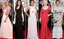 Minh tinh màn bạc mặc gì đi dự Quả Cầu vàng 2015?