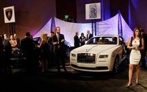 Xe sang đổ bộ vào Mỹ tạiDetroit Auto Show 2015