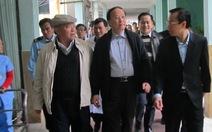 Tiến hành ca hội chẩn thứ hai cho ông Nguyễn Bá Thanh