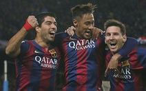 Barca vẫn là một tập thể lớn