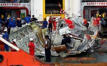 Vớt được hộp đen thứ 2 của máy bay QZ8501