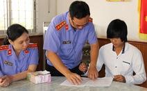 Bồi thường oan sai gần 500 triệu đồng cho 7 người ở Sóc Trăng