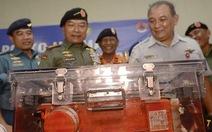 Đã tải thành công dữ liệu từ hộp đen QZ8501