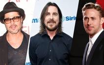 Brad Pitt, Christian Bale và Ryan Goslingđóng chung phim