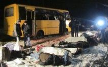 Chiến sự lại nổ ra ở đông Ukraine, ít nhất 11 dân thường thiệt mạng