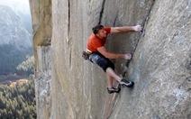 Tay không leo núiEl Capitan, lập kỷ lục thế giới