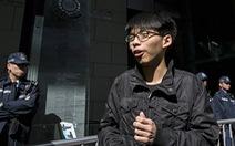Thủ lĩnh học sinh Hong Kong bị buộc tội