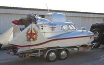 "Lộ mặt xe ""lai"" máy bay kiểu Nga"