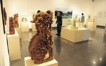 Triển lãm hình tượng sư tử và nghê trong nghệ thuật tại TP.HCM