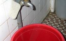 Cúp nước suốt 7 giờ ở6 quận, 78 phường tại TP.HCM