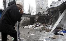 Giao tranh dữ dội ở Donetsk, tiếp tục cấm vận Nga