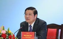 Ông Phan Đình Trạc điều hành Ban Nội chính Trung ương