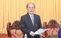 Dân bầu trực tiếp chủ tịch phường