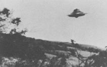 Tài liệu giải mật UFO của không quân Mỹ được đưa lên mạng