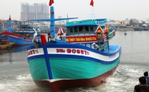 Hạ thủy tàu mới thay thế con tàu lịch sử ĐNa 90152