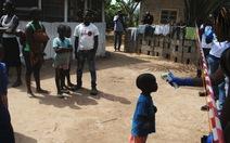 Cần thêm 1 tỉ USD để ngăn chặn Ebola ở tây Phi