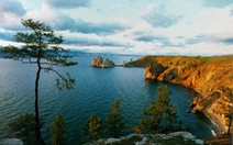 Mực nước hồ Baikal xuống thấp kỷ lục trong 60 năm