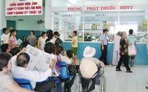 Bệnh viện quận - huyện TP.HCM thu hút người bệnh
