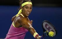 Tay vợt 19 tuổi Madison Keys loại hạt giống số 4 Kvitova
