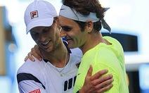 Federer lần đầu bị loại sớm sau 14 năm
