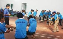 Hội trại giao lưu hữu nghị thanh niên VN - Campuchia