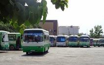 Tăng nhiều chuyến xe buýt trong dịp Tết Nguyên đán