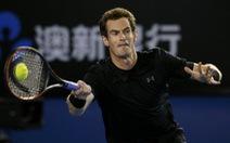 Murray vất vả hạ Dimitrov vào tứ kết