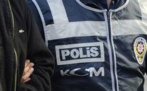 Thổ Nhĩ Kỳ bắt 26 nhân viên an ninh nghe lén chính trị gia