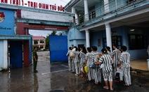 Cần có cơ sở giam riêng người chờ ántử hình