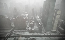 Mỹ ban bố tình trạng khẩn cấp trước bão tuyết